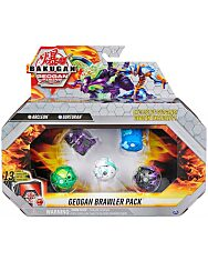 Bakugan: Geogan Brawler csomag