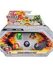 Bakugan: Geogan Brawler csomag - Mutasect és Stardox - 1. Kép