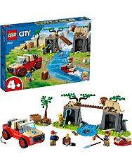 LEGO City Wildlife: Vadvilági mentő terepjáró 60301 - 1. Kép