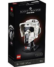 LEGO Star Wars: Felderítő rohamosztagos sisak 75305 - 2. Kép