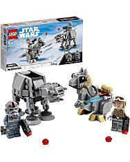 LEGO Star Wars TM AT-AT vs Tauntaun Microfighters 75298 - 1. Kép