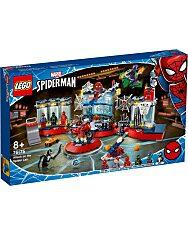LEGO Super Heroes: Támadás a pókbarlang ellen 76175 - 2. Kép