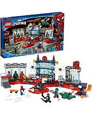 LEGO Super Heroes: Támadás a pókbarlang ellen 76175 - 1. Kép
