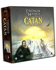 Trónok harca Catan: Az őrség testvérisége társasjáték - 1. Kép